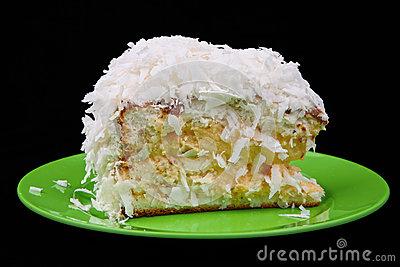 coconut 4 cake